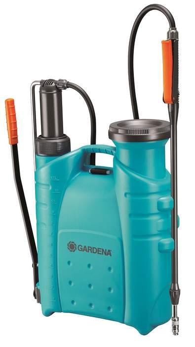 Postřikovač tlakový zádový 12l GARDENA