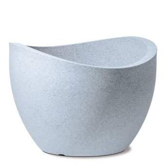 Obal GLOBE WEISS světlý granit plastový 60cm