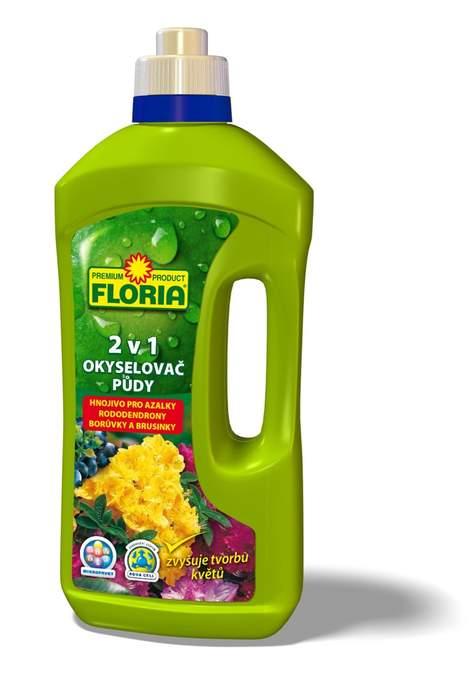 FLORIA hnojivo kapalné azalky a rododendrony 1l