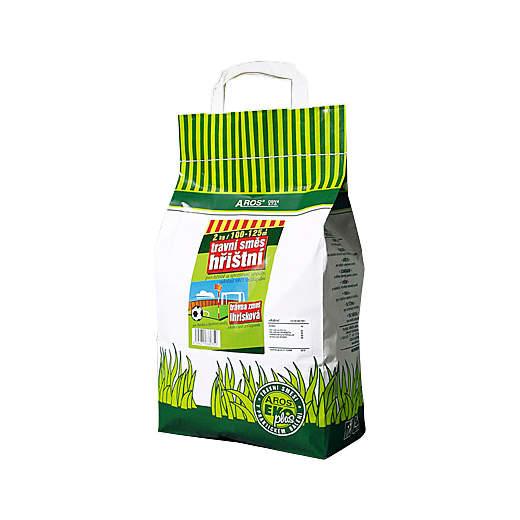 AROS travní směs hřištní 2kg EKO+