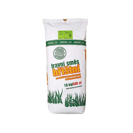 AROS travní směs hřištní 10kg HOBBY