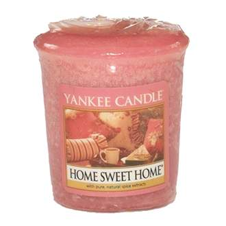 Votiv YANKEE CANDLE 49g Home sweet home