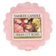 Vosk YANKEE CANDLE 22g Fresh cut roses