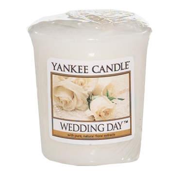 Votiv YANKEE CANDLE 49g Wedding Day