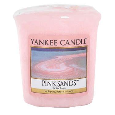 Votiv YANKEE CANDLE 49g Pink Sands