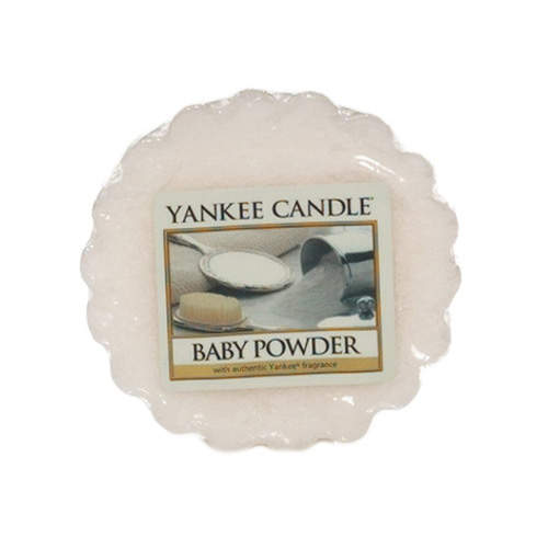Vosk YANKEE CANDLE 22g Baby Powder