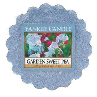 Vosk YANKEE CANDLE 22g Garden Sweet Pea