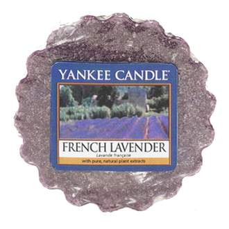 Vosk YANKEE CANDLE 22g French Lavender