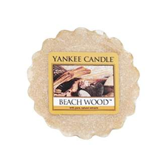 Vosk YANKEE CANDLE 22g Beach Wood