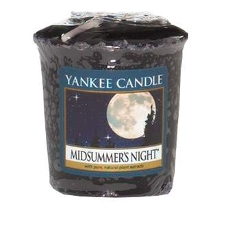 Votiv YANKEE CANDLE 49g Midsummers Night