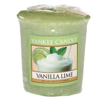 Votiv YANKEE CANDLE 49g Vanilla Lime