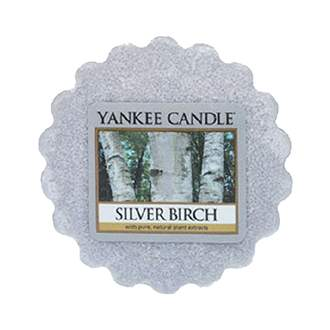 Vosk YANKEE CANDLE 22g Silver Birch