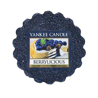 Vosk YANKEE CANDLE 22g Berrylicious