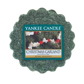 Vosk YANKEE CANDLE 22g Christmas Garland