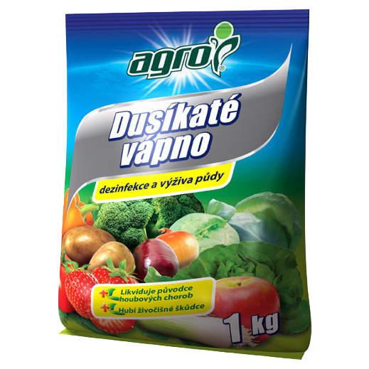 Agro Vápno dusíkaté 1 kg