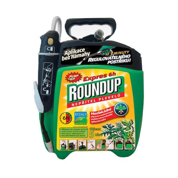 Roundup EXPRES 5000ml