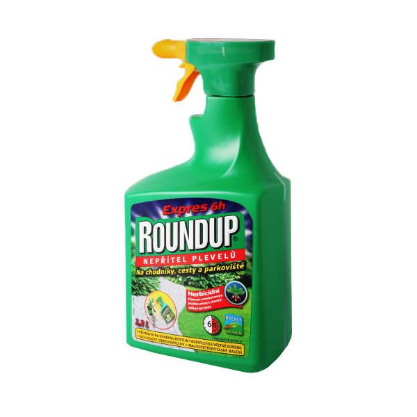 Roundup EXPRES (6hodin) na chodníky rozprašovač