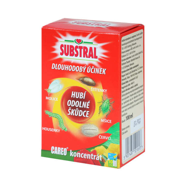 Substral Careo koncentrát 100ml insekticid
