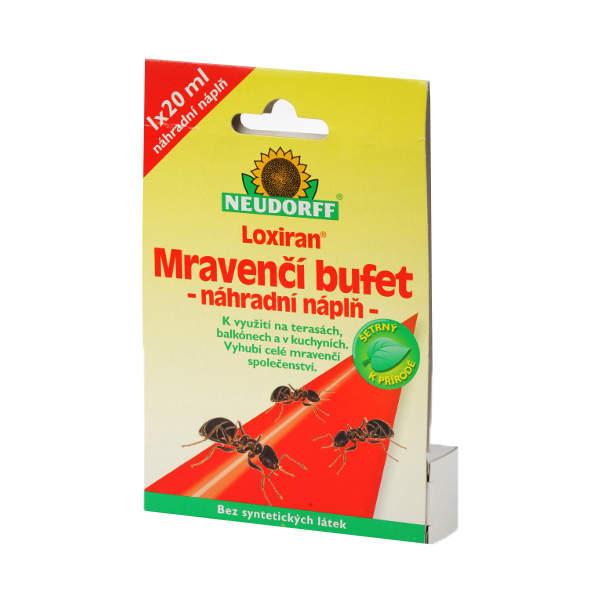 Loxiran Mravenční bufet náhradní náplň