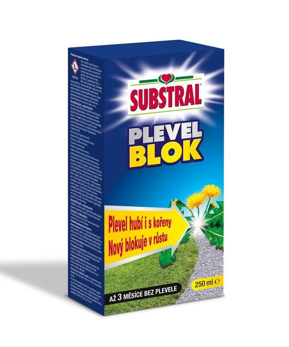Substral Plevelblok 250ml