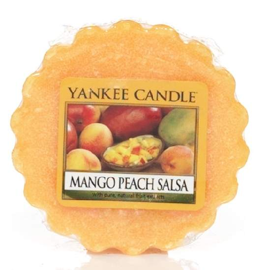 Vosk YANKEE CANDLE 22g Mango Peach Salsa