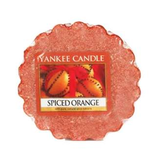Vosk YANKEE CANDLE 22g Spiced Orange