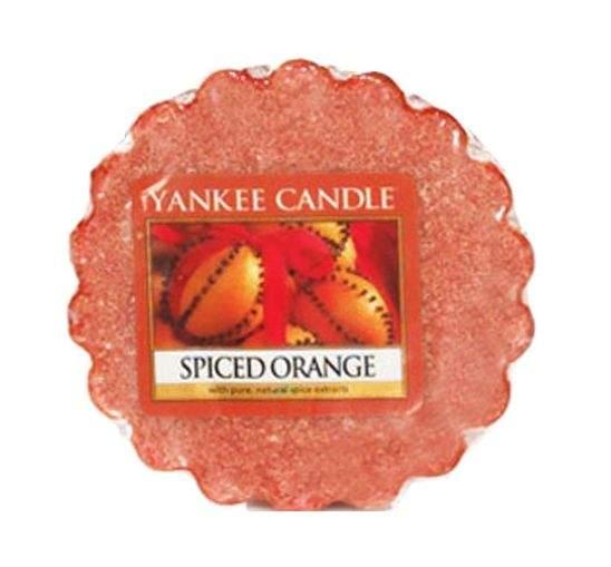Vosk YANKEE CANDLE 22g Spiced Orange