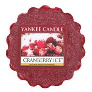 Vosk YANKEE CANDLE 22g Cranberry Ice