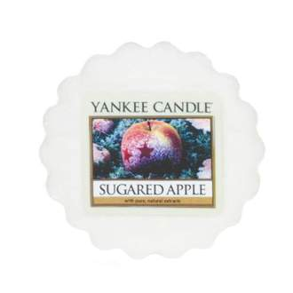 Vosk YANKEE CANDLE 22g Sugared Apple