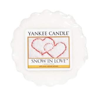 Vosk YANKEE CANDLE 22g Snow in Love
