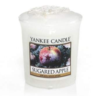 Votiv YANKEE CANDLE 49g Sugared Apple