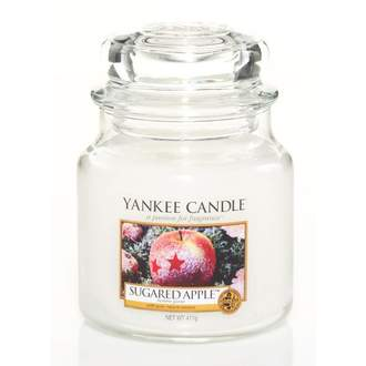 Svíčka YANKEE CANDLE 411g Sugared Apple