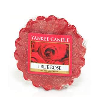 Vosk YANKEE CANDLE 22g True Rose