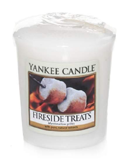 Votiv YANKEE CANDLE 49g Fireside Treats