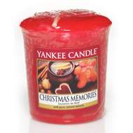 Votiv YANKEE CANDLE 49g Christmas Memories