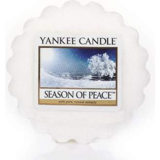 Vosk YANKEE CANDLE 22g Season of Peace