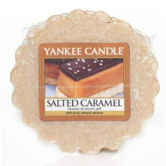 Vosk YANKEE CANDLE 22g Salted Caramel