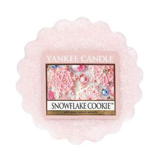 Vosk YANKEE CANDLE 22g Snowflake Cookie