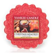 Vosk YANKEE CANDLE 22g Christmas Memories
