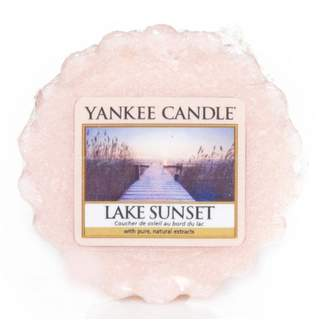 Vosk YANKEE CANDLE 22g Lake Sunset