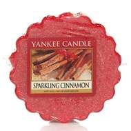 Vosk YANKEE CANDLE 22g Sparkling Cinnamon