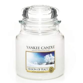 Svíčka YANKEE CANDLE 411g Season of Peace