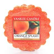 Vosk YANKEE CANDLE 22g Orange Splash