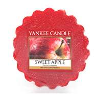 Vosk YANKEE CANDLE 22g Sweet Apple