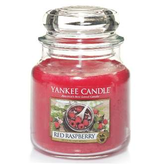 Svíčka YANKEE CANDLE 411g Red Raspberry