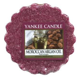 Vosk YANKEE CANDLE 22g Moroccan Argan Oil