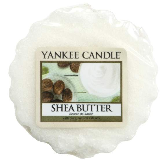 Vosk YANKEE CANDLE 22g Shea Butter