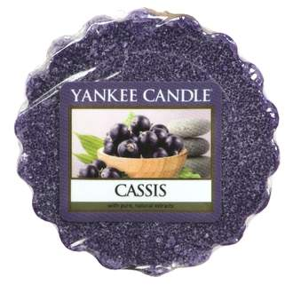 Vosk YANKEE CANDLE 22g Cassis
