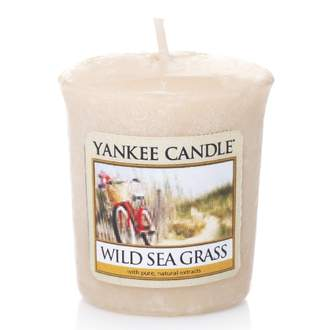 Votiv YANKEE CANDLE 49g Wild Sea Grass