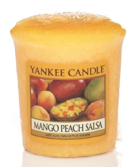 Votiv YANKEE CANDLE 49g Mango Peach Salsa